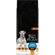 Purina Pro Plan Adult Large - Optihealth Athletic formula Kanaa 14 kg