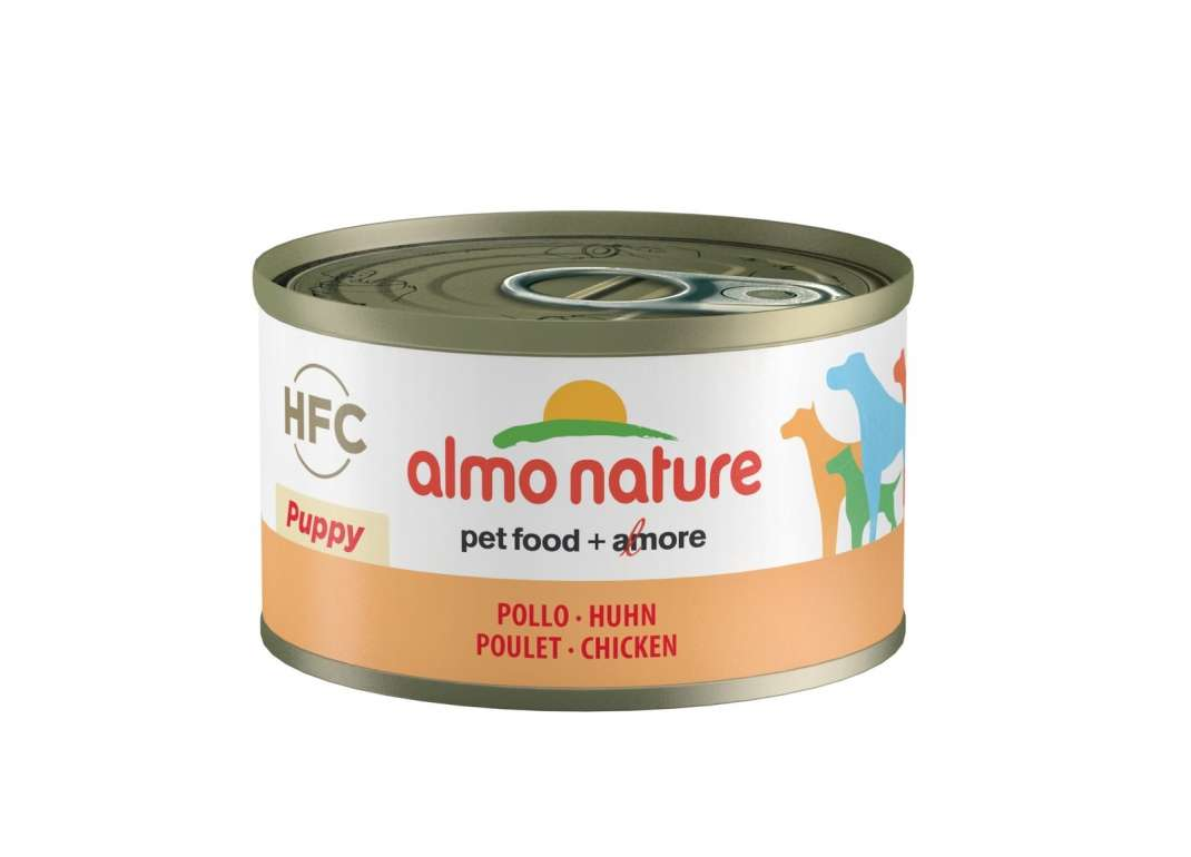 Almo Nature HFC Puppy Kip 95 g 8001154124286