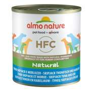 HFC Natural Skipjack Tuna and Cod from Almo Nature 290 g