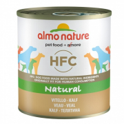 HFC Natural Veal Almo Nature med toppkvalitet