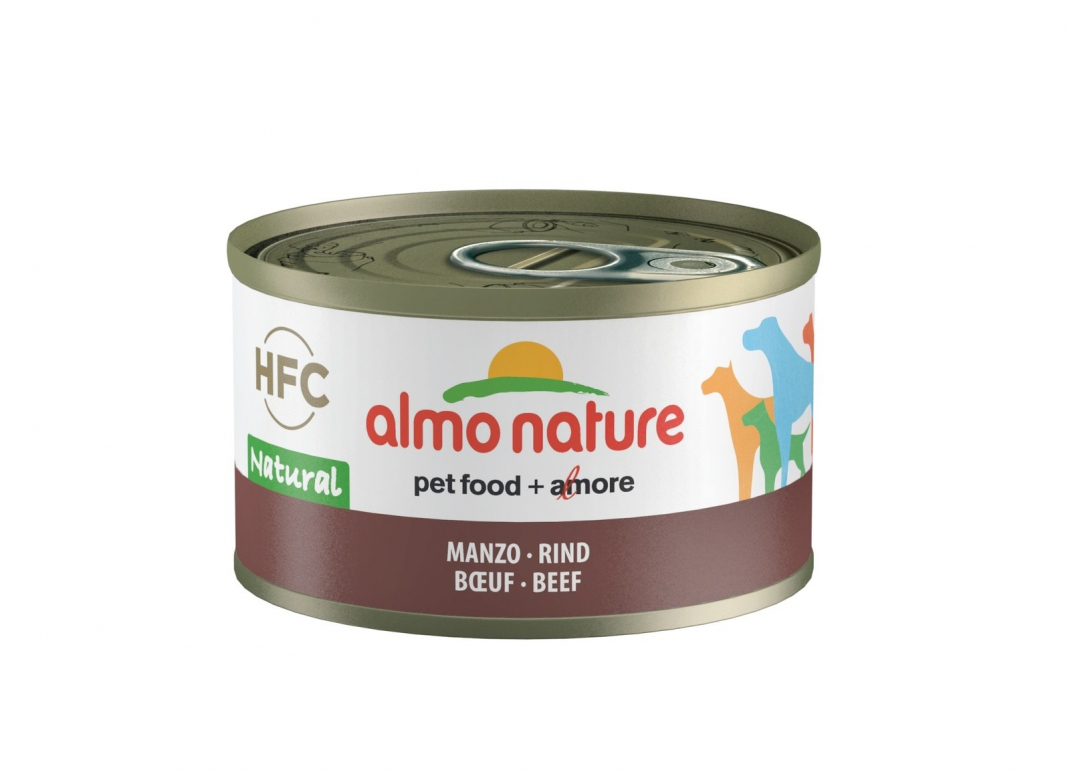 Almo Nature HFC Natural Rund 290 g, 95 g, 280 g