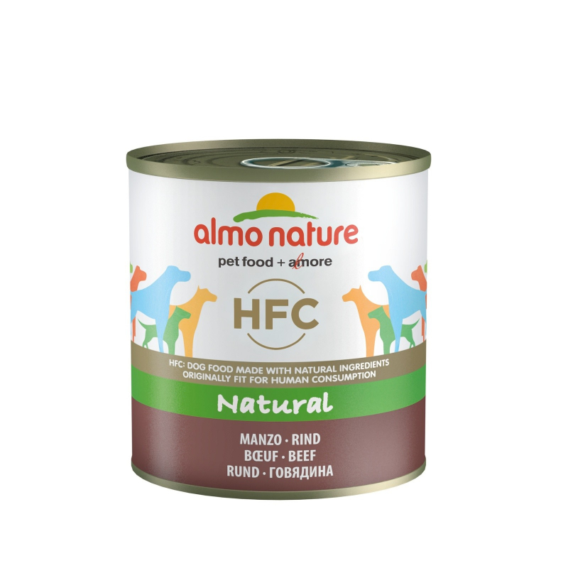Almo Nature HFC Natural Rund 290 g