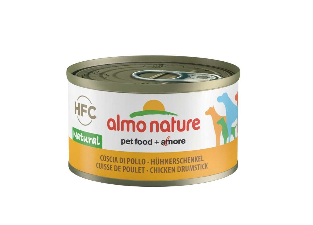 Almo Nature HFC Natural Kippendijen 95 g 8001154124293