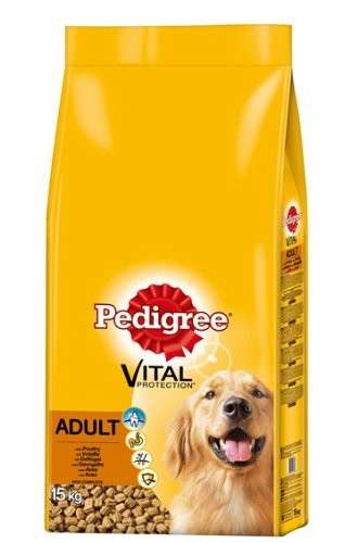 Pedigree Vital Protection Adult con Aves de corral 15 kg