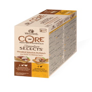 Core Signature Selects Zerkleinerte Selection Multipack Dosen 8 Stück