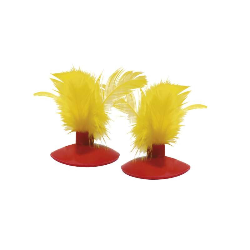 KONG Glide 'n Seek Feather Toy Replacement EAN: 0035585450711 reviews