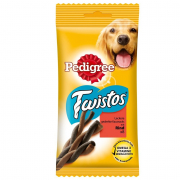 Pedigree Twistos mit Rind 8x140 g