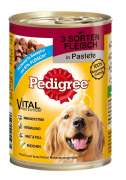 Pedigree Adult with 3 Meat Varieties in Pate 400 g