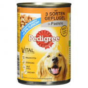 Pedigree Can with 3 Poultry Varieties - EAN: 4008429055881