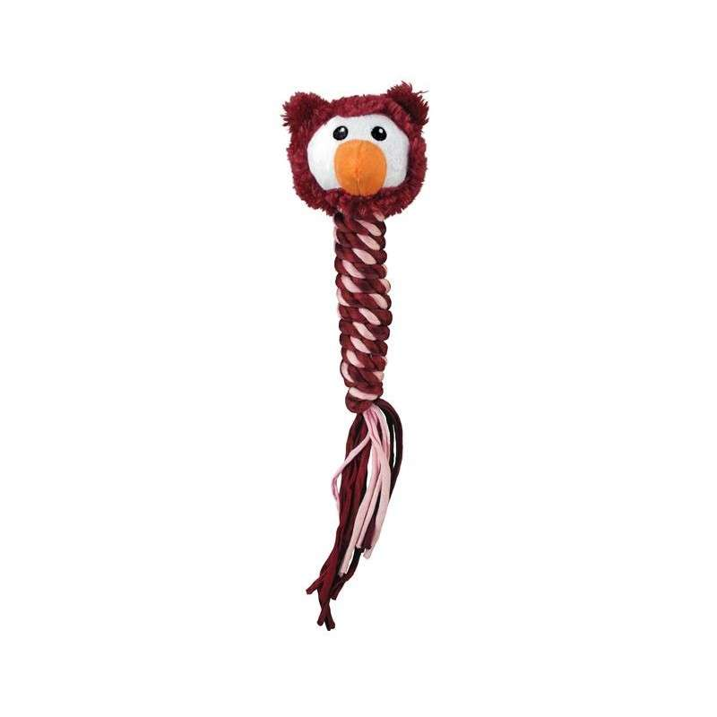 KONG Winders Medium  Owl  Burdeos