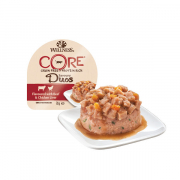 Tray Core Savoury Duos with Beef & Chicken Liver 79 g