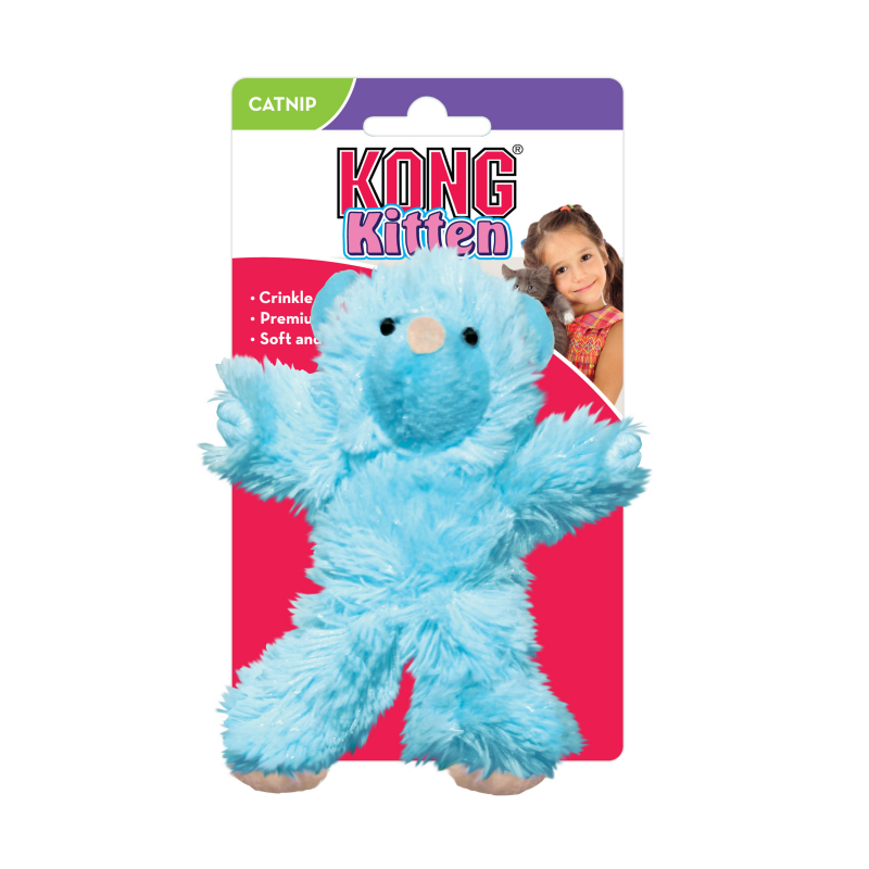 KONG Kitten Teddy Bear