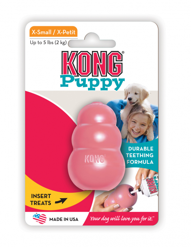 KONG Classic Puppy  0035585131450 opiniones
