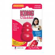 Snack toys KONG Classic Red