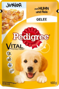 Pedigree Junior with Chicken and Rice 100 g