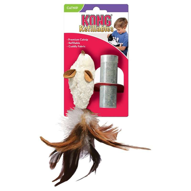 KONG Feather Mouse  Feather Mouse   order cheap