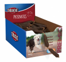 Trixie Premio Picknicks Saucisses au Bœuf 200x8 g - Junior Large, poids >  26 kg