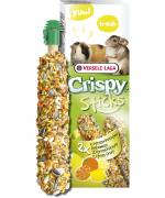 Crispy Sticks Guinea Pigs-Chinchillas Citrus Fruit - EAN: 5410340620663