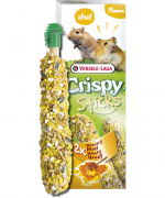 Versele Laga Crispy Sticks Hamsters-Gerbils Honey Art.-Nr.: 4281