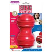 KONG Dental Dog Toy Rojo