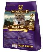Wolfsblut Black Bird Large Breed à la Dinde et aux Patates Douces 2 kg