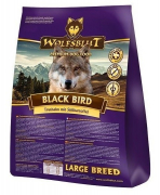 Wolfsblut Black Bird Large Breed à la Dinde et aux Patates Douces 15 kg