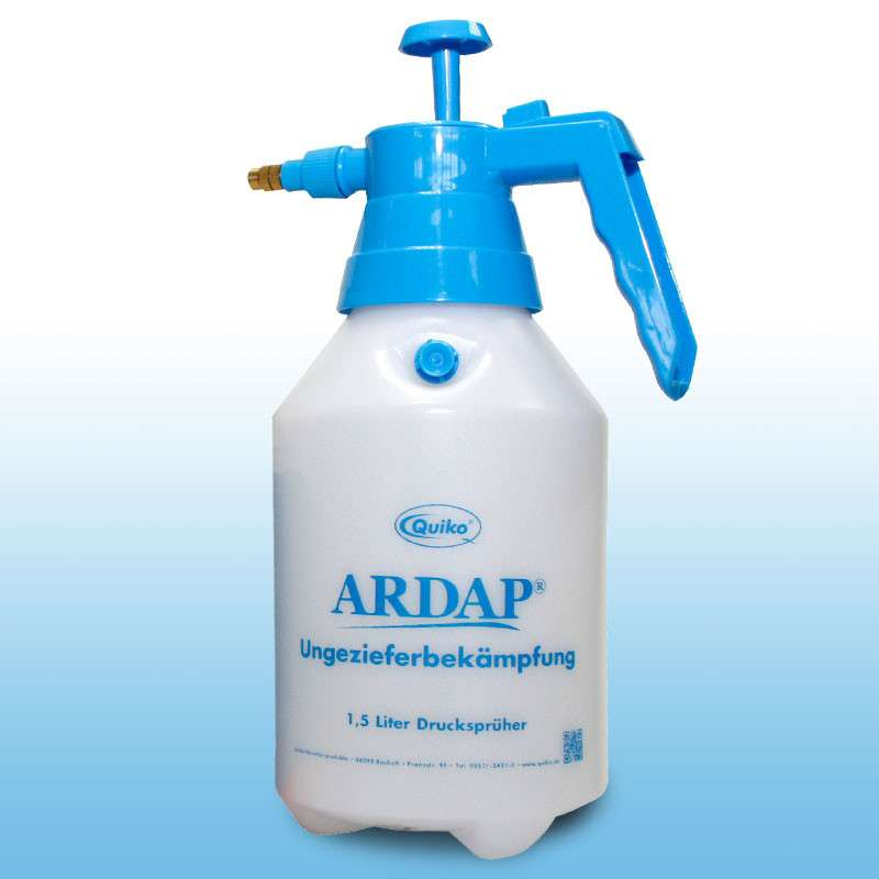 ARDAP Concentrate with 1.5 L Pressure Sprayer  500 ml