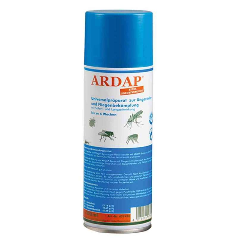 ARDAP Spray Control de Alimañas 200 ml