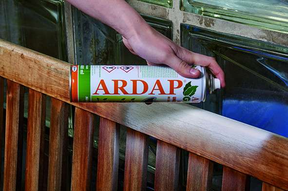 ARDAP Spray Green Universal Contra Insectos 400 ml