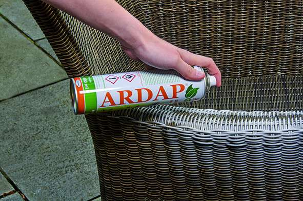 ARDAP Green Universal Pest Spray 400 ml 4019181776600 erfaringer
