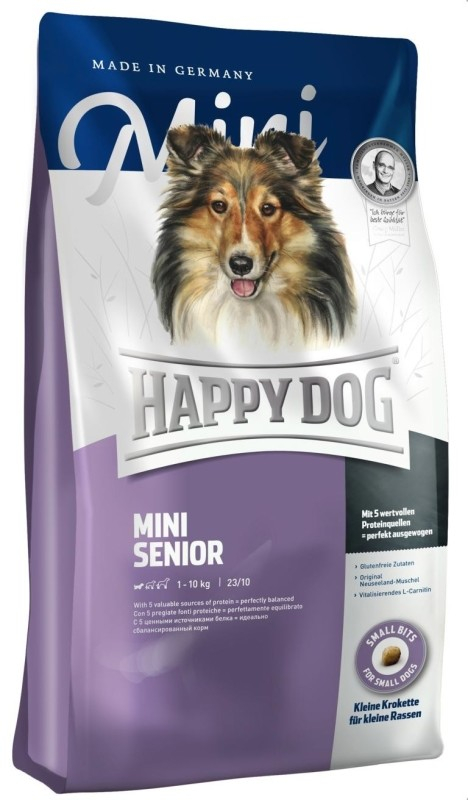 Happy Dog Supreme Mini Senior 4001967061444