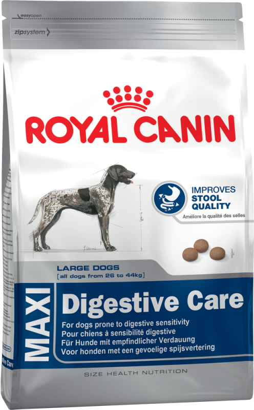 Royal Canin Size Health Nutrition Maxi Digestive Care 15 kg 3182550853347