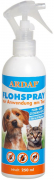 ARDAP Spray Contra Pulgas para Animales 250 ml