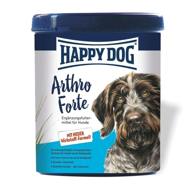 Happy Dog CarePlus ArthroForte 200 g, 700 g køb rimeligt og favoribelt med rabat