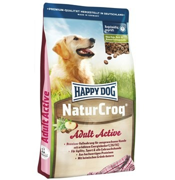 Happy Dog NaturCroq Adult Active 15 kg osta edullisesti
