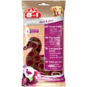 8in1 Minis Duck & Plum 100 g