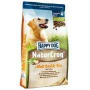 Happy Dog NaturCroq Adult Beef & Rice 15 kg