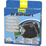 BF 1200 Biological Filter Foam Svart