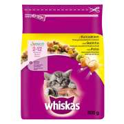 Whiskas Junior with Chicken 800 g
