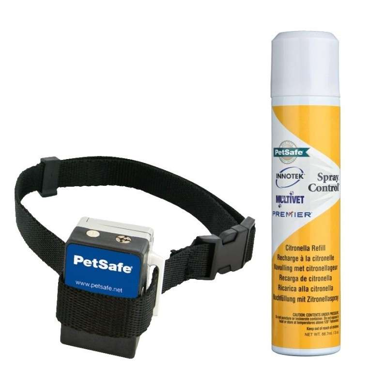 PetSafe Anti-Bark Collar with Spray  0729849161740 anmeldelser