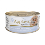 Applaws Natural Cat Food Filete de Atun con Queso 70 g