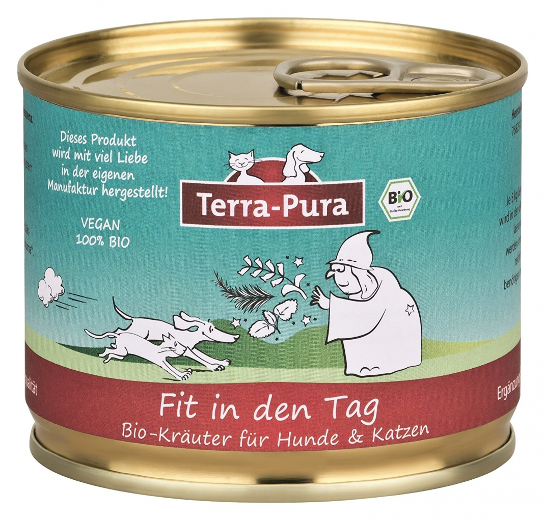 Terra Pura Fit into the Day 100% Bio 80 g