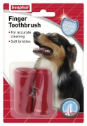 Dog-A-Dent Finger Toothbrush