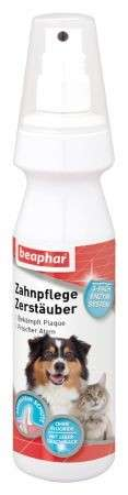 Beaphar Dog-A-Dent Teeth Cleaning sprayer 150 ml 8711231129782 anmeldelser