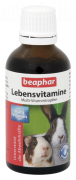 Beaphar Lebensvitamine 50 ml Art.-Nr.: 3616