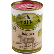Wolf Sensitive Reindeer Can 400 g
