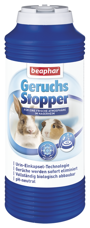 Beaphar Odour stopper for rodent homes 600 g  kjøp billig med rabatt