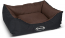 Scruffs Expedition Box Bed Mörkbrun