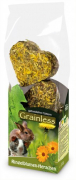 JR Farm Grainless Ringelblumen Herzchen 105 g