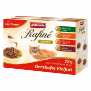 Rafiné with Sauce Multipack 12x100 g van Animonda